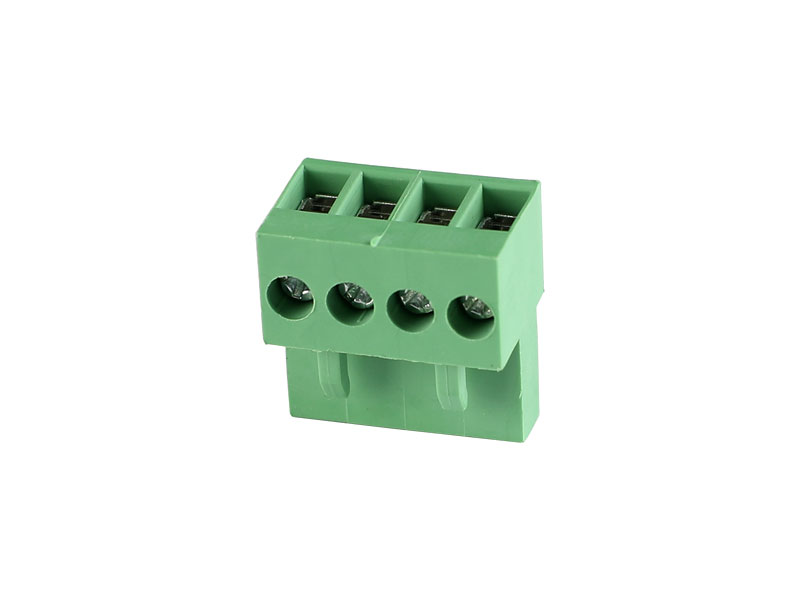 HT396K-3.96<br> PLUG-IN TERMINAL BLOCK
