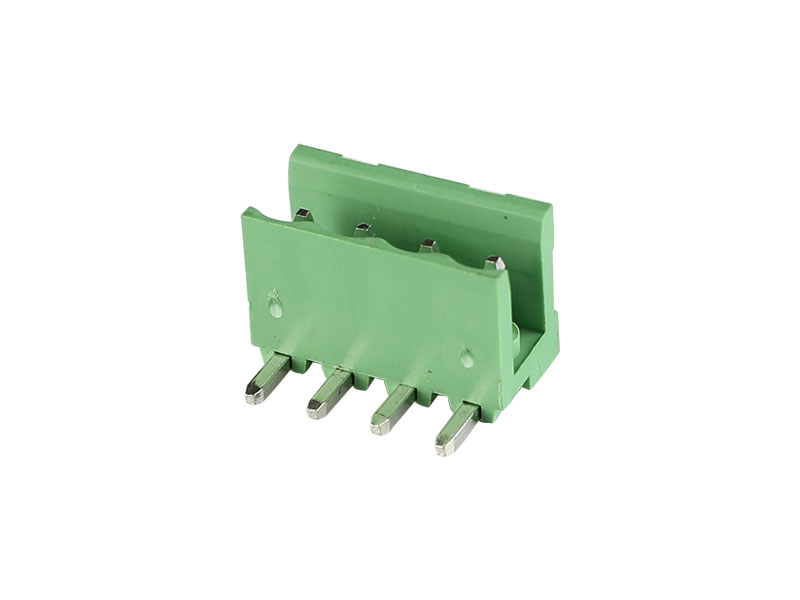 HT508R-5.08<br> PLUG-IN TERMINAL BLOCK