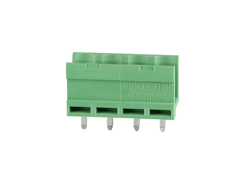 HT508V-5.08 PLUG-IN TERMINAL BLOCK