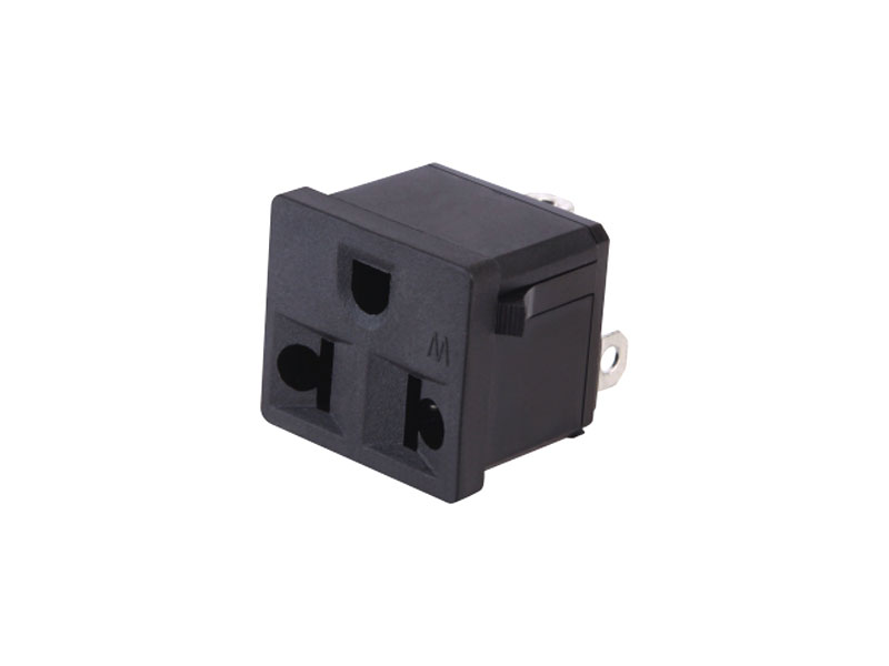 MG113-C<br> AC SOCKET