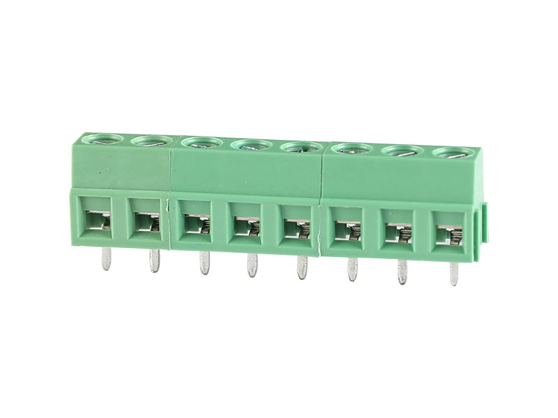 MG127-5.0/5.08<br> PCB SCREW TERMINAL BLOCK