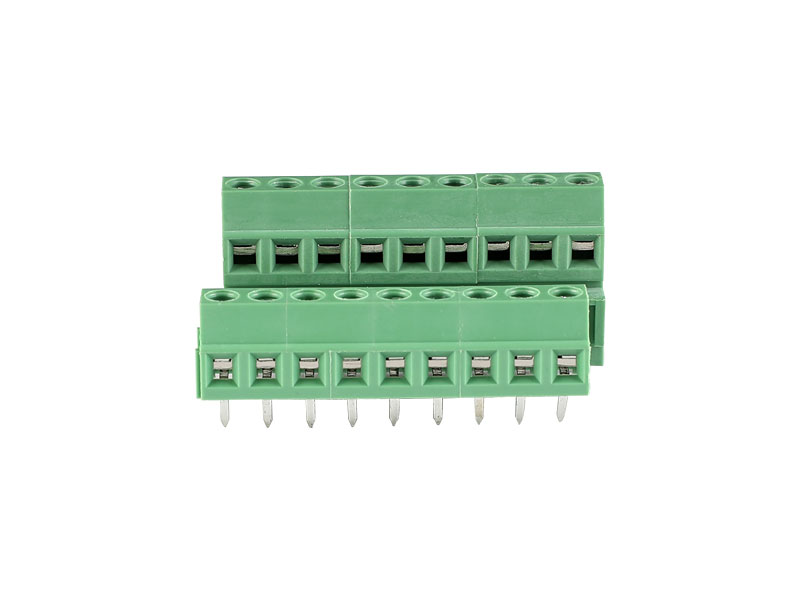 MG128B-3.81 PCB SCREW TERMINAL BLOCK