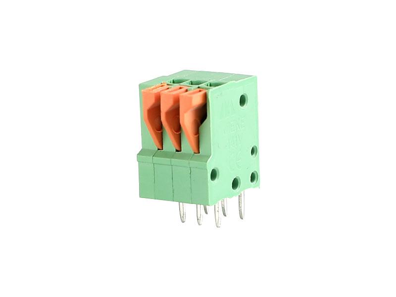 MG141V-2.54<br> PCB SPRING TERMINAL BLOCK
