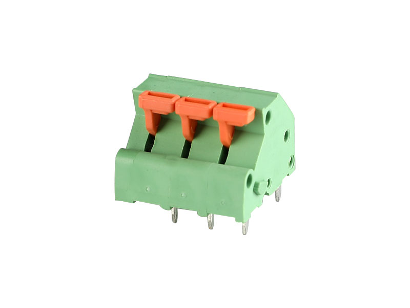MG145-5.0 PCB SPRING TERMINAL BLOCK