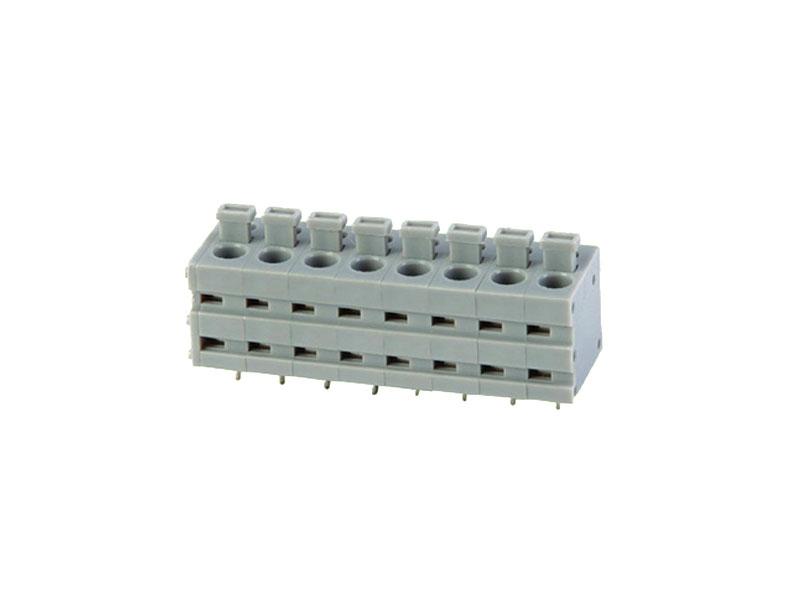 MG211V-5.0<br> PCB SPRING TERMINAL BLOCK