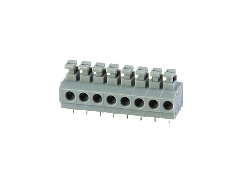 MG235-3.81/5.0<br> PCB SPRING TERMINAL BLOCK