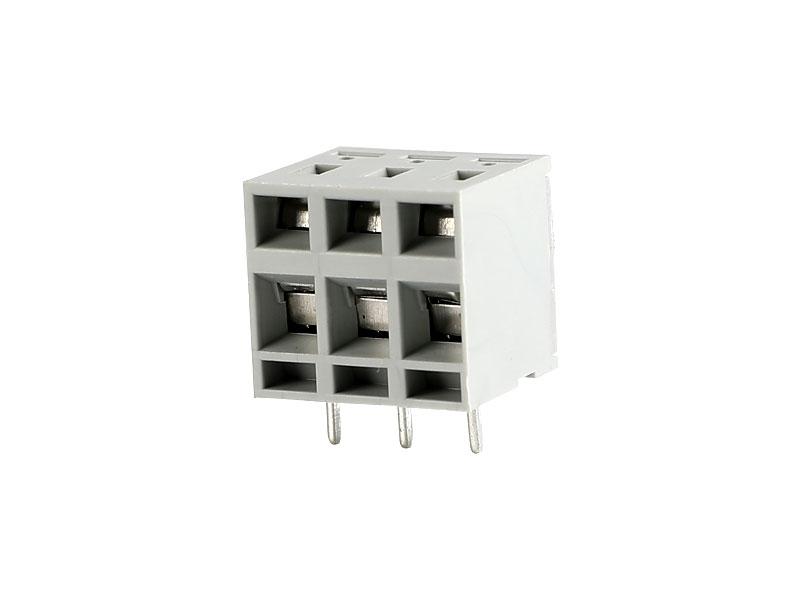MG242-5.0<br> PCB SPRING TERMINAL BLOCK