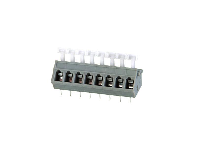MG243-5.0<br> PCB SPRING TERMINAL BLOCK