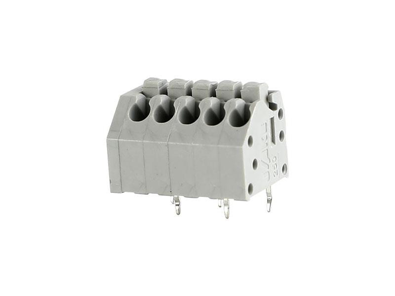 MG250/2.5/3.5/5.0/7.0<br> PCB SPRING TERMINAL BLOCK