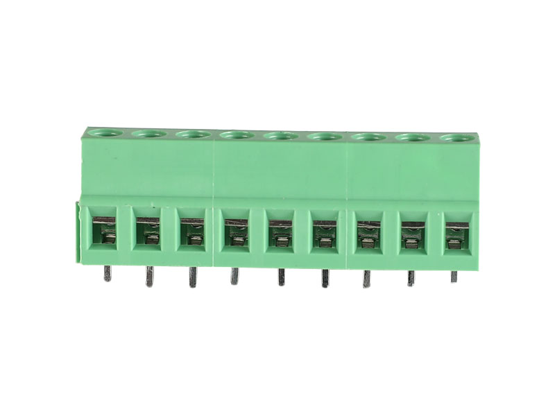 MG128-5.08<br> PCB SCREW TERMINAL BLOCK