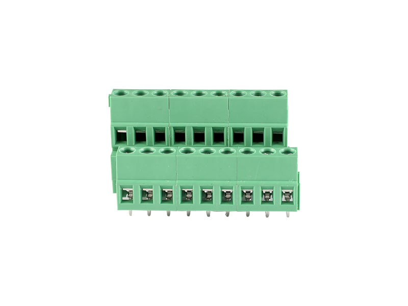 MG500A-5.0/5.08<br> PCB SCREW TERMINAL BLOCK
